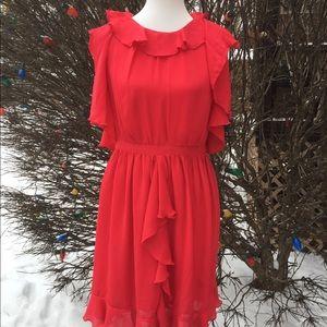 EUC: Prabal Gurung for Target Ruffle Dress